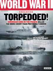 World War II Magazine Subscription April 1st, 2021 Issue