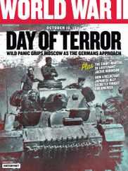 World War II Magazine Subscription August 1st, 2021 Issue