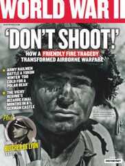 World War II Magazine Subscription February 1st, 2021 Issue