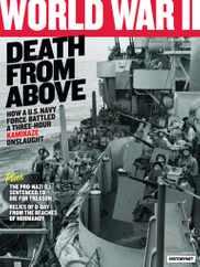 World War II Magazine Subscription June 1st, 2021 Issue