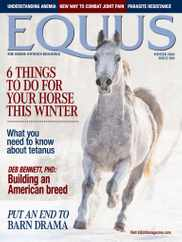 Equus Magazine Subscription October 26th, 2020 Issue