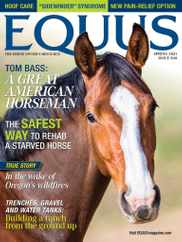 Equus Magazine Subscription March 15th, 2021 Issue