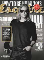 Esquire Magazine Subscription March 25th, 2013 Issue