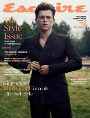 Esquire Magazine Subscription March 1st, 2021 Issue