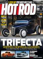 Hot Rod Magazine Subscription November 1st, 2020 Issue