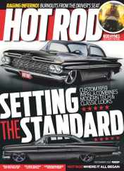Hot Rod Magazine Subscription December 1st, 2021 Issue