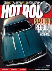 Hot Rod Magazine Subscription January 1st, 2021 Issue
