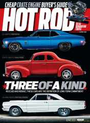 Hot Rod Magazine Subscription June 1st, 2021 Issue