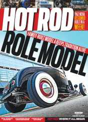 Hot Rod Magazine Subscription March 1st, 2021 Issue