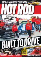 Hot Rod Magazine Subscription September 1st, 2021 Issue