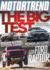 Motor Trend Magazine Subscription May 1st, 2021 Issue