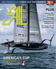 SAIL Magazine Subscription January 1st, 2021 Issue