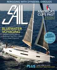 SAIL Magazine Subscription March 1st, 2021 Issue