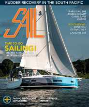 SAIL Magazine Subscription May 1st, 2021 Issue