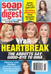 Soap Opera Digest Magazine Subscription October 19th, 2020 Issue