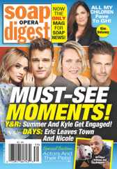 Soap Opera Digest Magazine Subscription September 28th, 2020 Issue