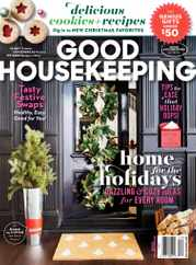 Good Housekeeping Magazine Subscription December 1st, 2020 Issue