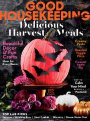 Good Housekeeping Magazine Subscription October 1st, 2020 Issue