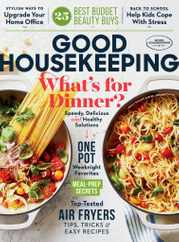 Good Housekeeping Magazine Subscription September 1st, 2020 Issue