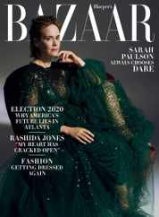 Harper's Bazaar Magazine Subscription October 1st, 2020 Issue