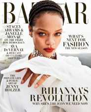 Harper's Bazaar Magazine Subscription September 1st, 2020 Issue