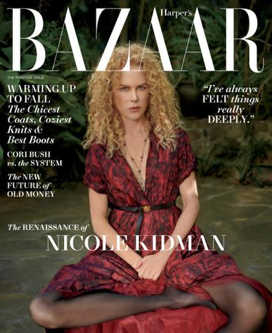 4-Year Harper's Bazaar Magazine Subscription