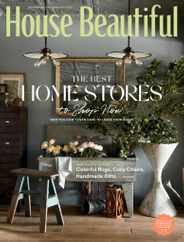 House Beautiful Magazine Subscription December 1st, 2020 Issue