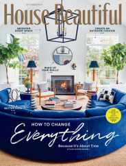 House Beautiful Magazine Subscription September 1st, 2020 Issue
