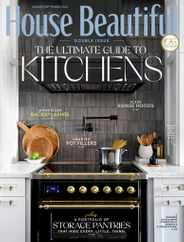House Beautiful Magazine Subscription August 1st, 2021 Issue