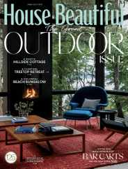 House Beautiful Magazine Subscription June 1st, 2021 Issue