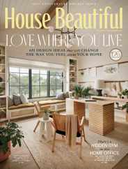 House Beautiful Magazine Subscription October 1st, 2021 Issue