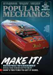 Popular Mechanics Magazine Subscription September 1st, 2020 Issue