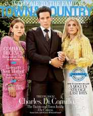 Town & Country Magazine Subscription November 1st, 2020 Issue
