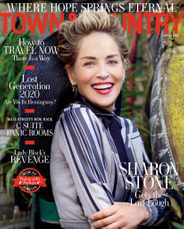 Town & Country Magazine Subscription October 1st, 2020 Issue