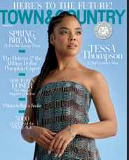 Town & Country Magazine Subscription February 1st, 2021 Issue