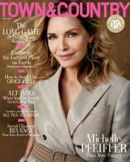 Town & Country Magazine Subscription March 1st, 2021 Issue