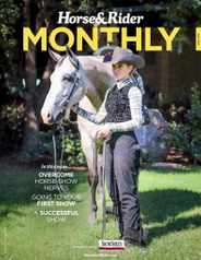 Horse & Rider Magazine Subscription July 1st, 2021 Issue