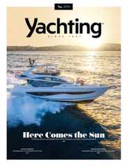 Yachting Magazine Subscription April 1st, 2021 Issue