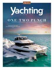 Yachting Magazine Subscription August 1st, 2021 Issue