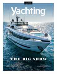 Yachting Magazine Subscription November 1st, 2021 Issue