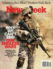 Newsweek Magazine Subscription April 23rd, 2021 Issue