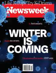 Newsweek Magazine Subscription May 21st, 2021 Issue