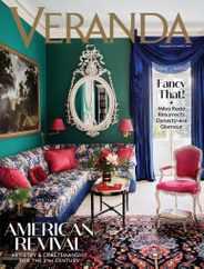 Veranda Magazine Subscription November 1st, 2020 Issue