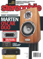 Stereophile Magazine Subscription November 1st, 2020 Issue