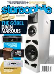 Stereophile Magazine Subscription October 1st, 2020 Issue