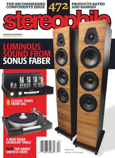 1-Year Stereophile Magazine Subscription