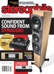 Stereophile Magazine Subscription August 1st, 2021 Issue
