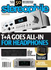 Stereophile Magazine Subscription February 1st, 2021 Issue
