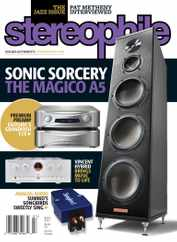 Stereophile Magazine Subscription July 1st, 2021 Issue