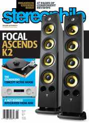 Stereophile Magazine Subscription June 1st, 2021 Issue